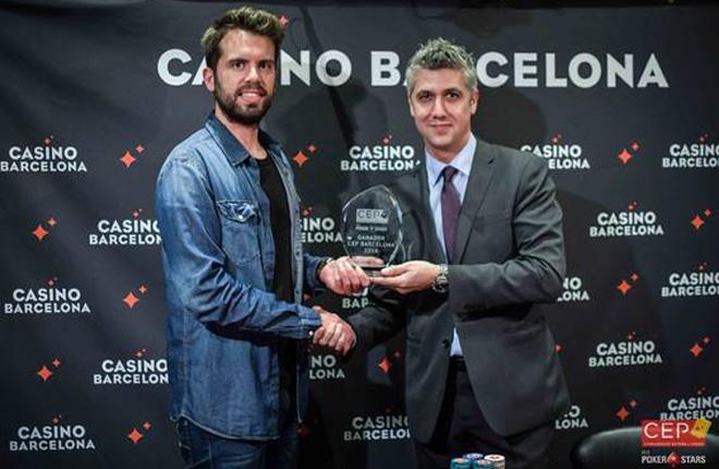 Ramon Fuen gana un CEP Barcelona para la historia<br />