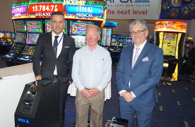 El casino Harrah&acute;s Cherokee apuesta por el sistema iDROPe<br />