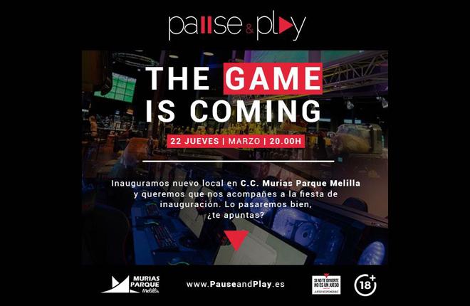 Pause&amp;Play abrir&aacute; un sal&oacute;n en Melilla<br />