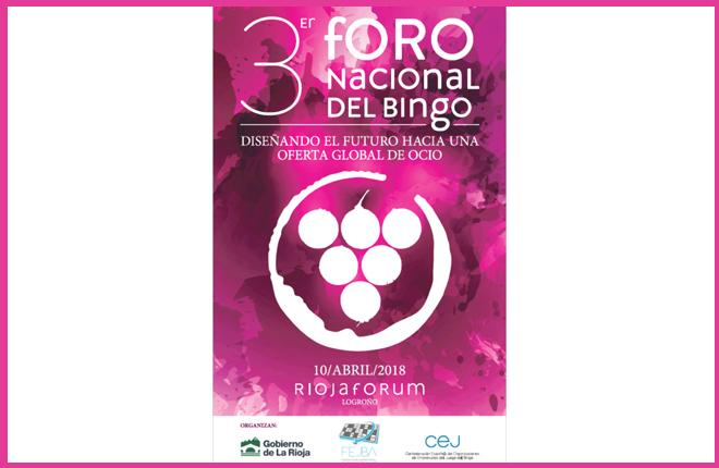 Sportium, Unidesa y R.Franco se suman a la lista de patrocinadores del III Foro del Bingo<br />