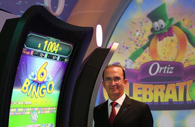 Ortiz Gaming creci&oacute; un 20% en el mercado asi&aacute;tico<br />