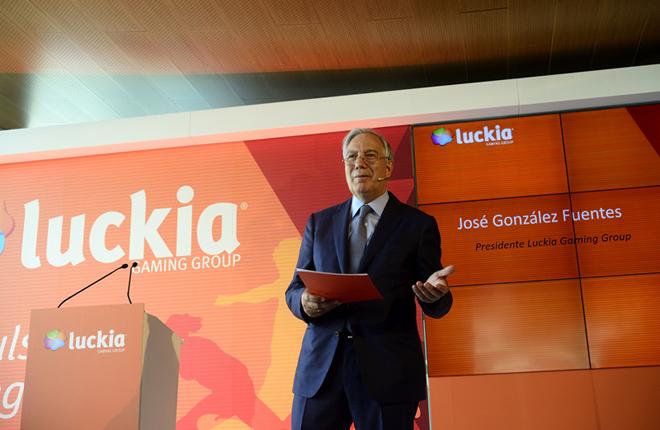 Los nuevos casinos de Luckia apuntalan un negocio de m&aacute;s de 500 millones<br />