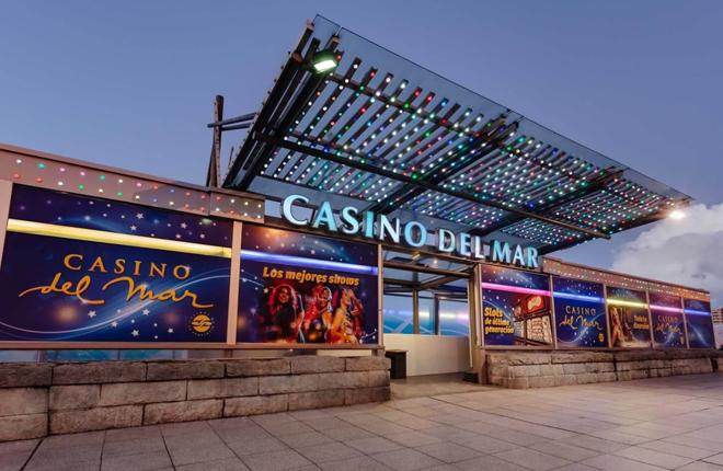 Vuelven a licitar el fraudulento Casino del Hotel Hermitage