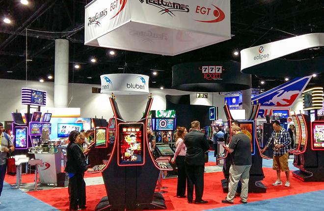EGT&nbsp;gana presencia en los casinos tribales<br />