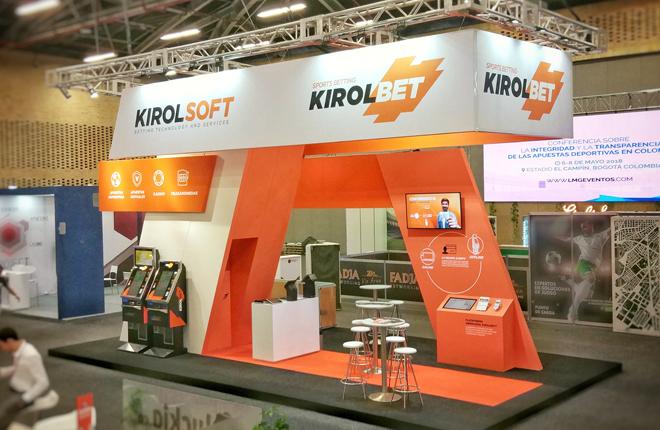 El Grupo Kirol expone en Colombia<br />