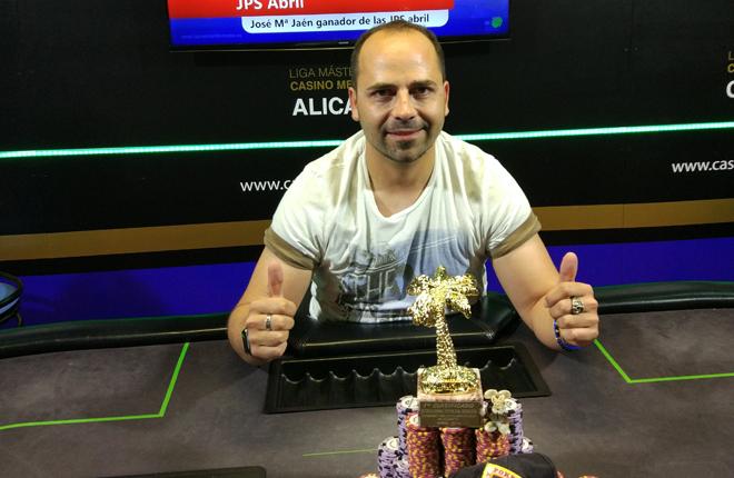 Casino Mediterr&aacute;neo Alicante celebra la cuarta etapa de la exitosa liga &quot;Juegging Poker Series 2018&quot;<br />