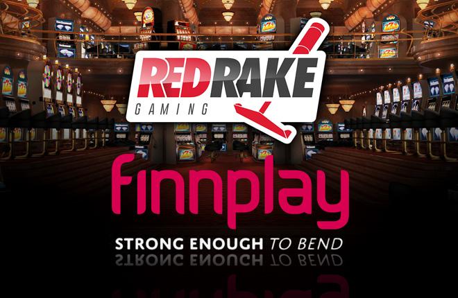 Finnplay incorpora el cat&aacute;logo de juegos de Red Rake Gaming<br />