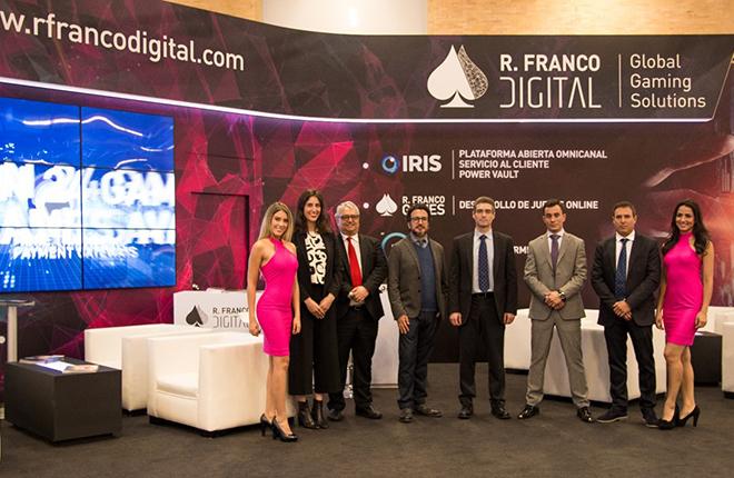 Gran acogida de R.Franco Digital en FADJA&nbsp;2018<br />
