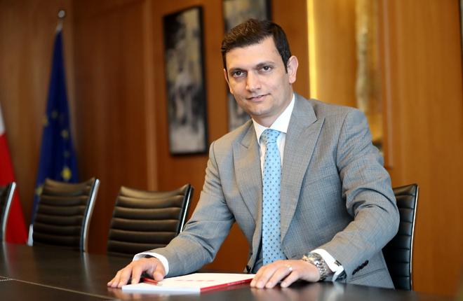 Heathcliff Farrugia, nuevo responsable del juego en Malta<br />
