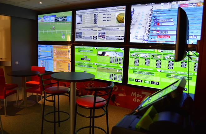 359 máquinas de apuestas en salones y bingos de Almería