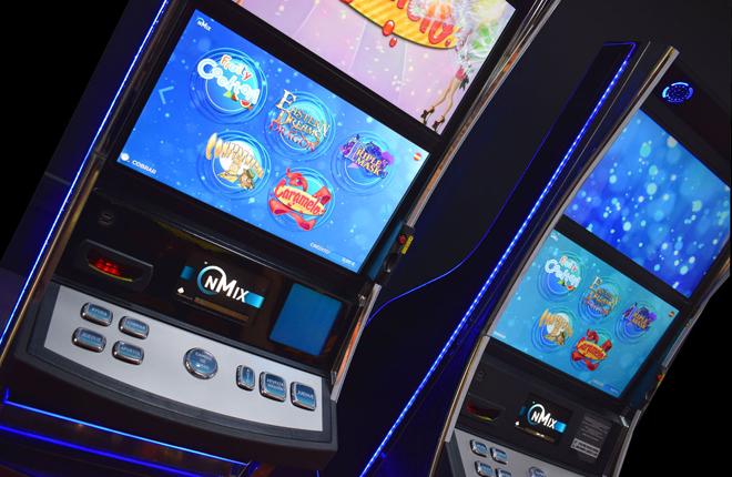 RF OnMix, una nueva generación de terminales de juego