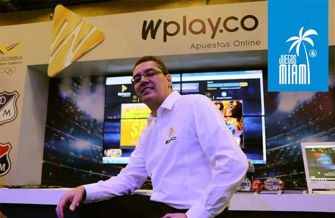 WPlay se enfocará en la apuesta «responsable, segura y transparente» en Juegos Miami