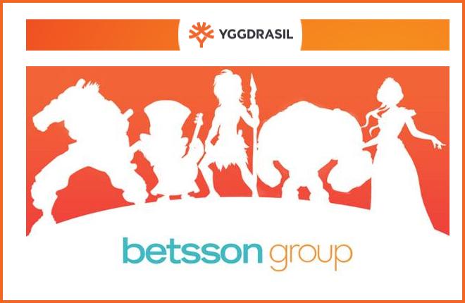 Yggdrasil fortalece su asociaci&oacute;n con Betsson en Espa&ntilde;a<br />