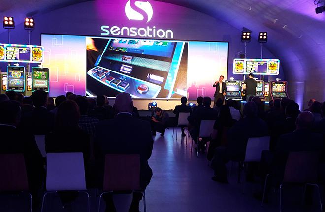 Unidesa hizo pleno en la presentaci&oacute;n de Sensation en Madrid<br />