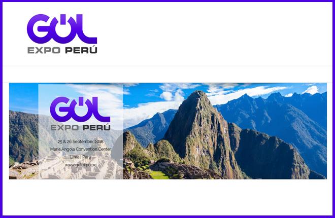 Lanzamiento de Gol Expo Perú