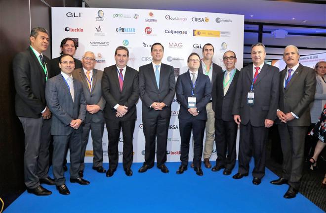 12 entes reguladores se reunieron en Medellín para celebrar la V Cumbre Iberoamericana del Juego