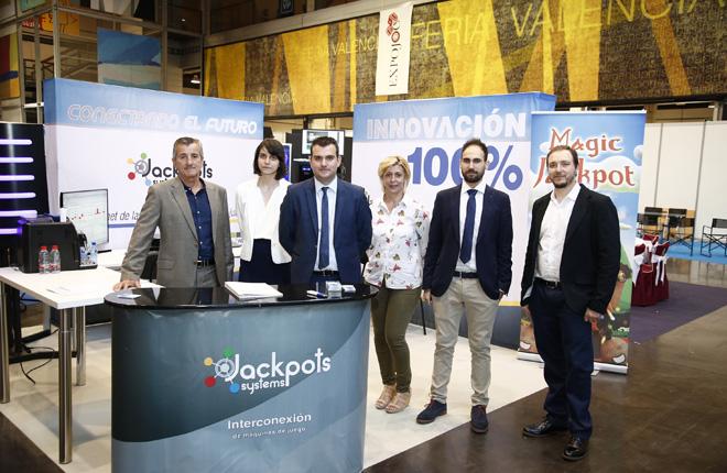 Jackpots Systems cambia su modelo de negocio y presentar&aacute; importantes novedades en EXPOJOC 2018<br />