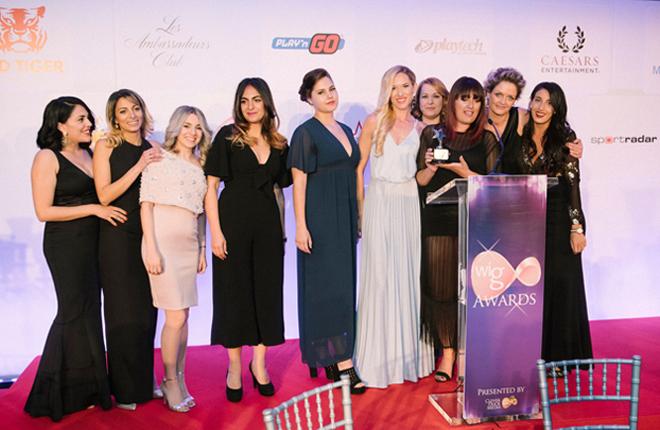 Videoslots gana el premio Women in Gaming <div>&nbsp;</div>
