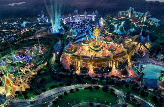 ¿Quién operará el casino del futuro parque del Cirque du Soleil en México?
