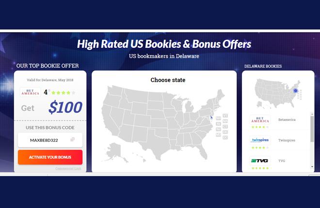 Better Collective se adelanta a la apertura del mercado de las apuestas en EE.UU con el lanzamiento de us-bookies.com