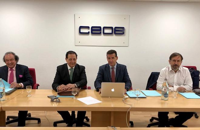 CEJ firmar&aacute; con FEJBA y FEJAR un acuerdo para promover el juego responsable<br />