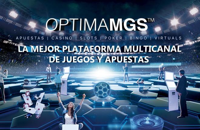 Optima exhibir&aacute; su plataforma de juegos y apuestas en EXPOJOC 2018<br />