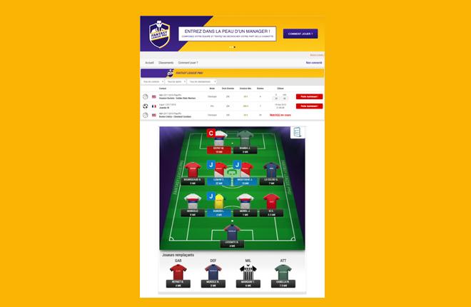 PMU se une a la red Sportnco y lanza su oferta de apuestas Fantasy<br />