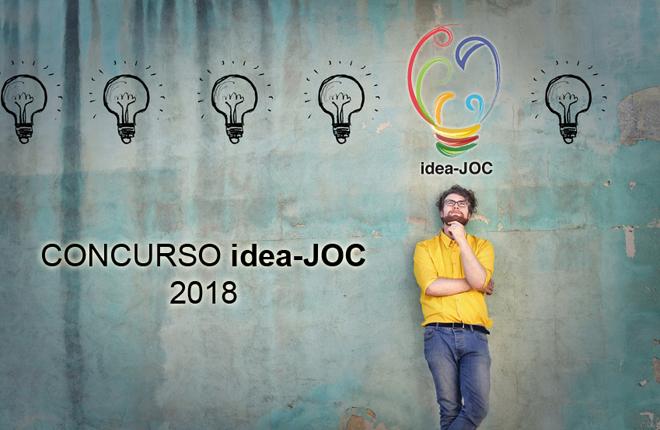 Cinco proyectos optan al premio idea-JOC 2018<br />