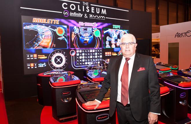 Infinity Gaming, nuevo patrocinador del XXI Congreso de COFAR <br />