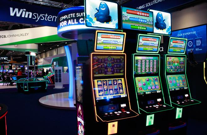 Win Systems acude a la cita de Juegos Miami <br />