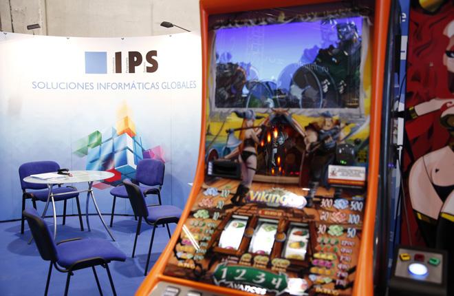 EXPOJOC empieza con IPS<br />