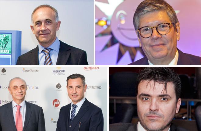 ORENES, Carlos Chac&oacute;n, FEMARA y DEGESTEC, premios EXPOJOC 2018<br />