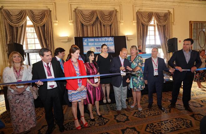 Los l&iacute;deres de la industria de las apuestas inauguran la tercera edici&oacute;n de Juegos Miami<br />