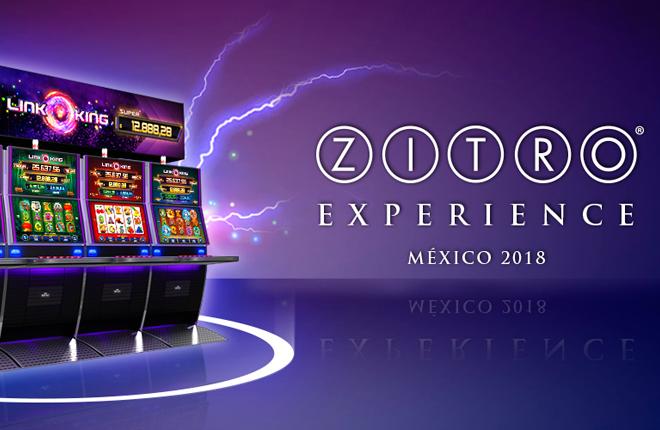 Zitro se mostrar&aacute; al mundo como gran proveedor global en Zitro Experience M&eacute;xico 2018<br /> <br />