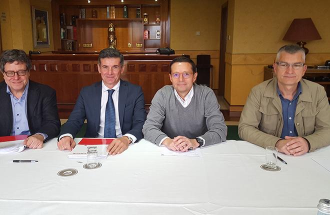 Loter&iacute;as y Apuestas de Galicia renueva su alianza con Sportium<br />