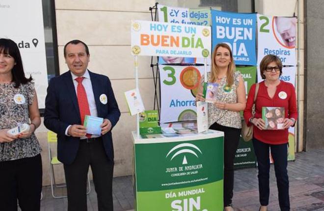 """La Consejería de Salud de la Junta de Andalucía también señala a los salones como los locales """"que más vulneran la Ley Antitabaco"""""""