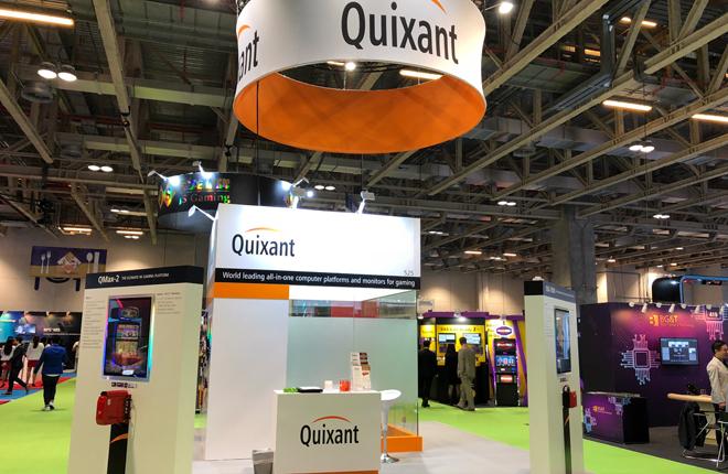 Quixant mostr&oacute; su visi&oacute;n de futuro en G2E Asia<br />