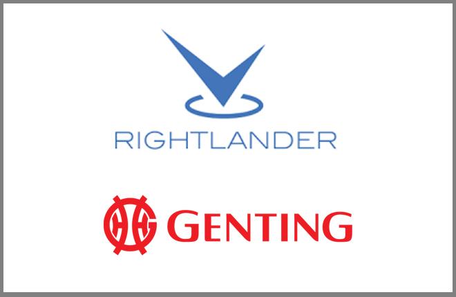 Nuevos socios Rightlander y Genting<br />