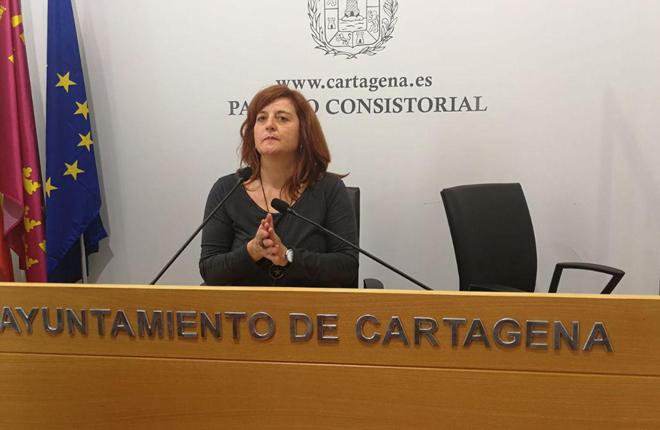 Podemos pide la prohibici&oacute;n de locales de apuestas cerca de los centros educativos (Cartagena)<br />