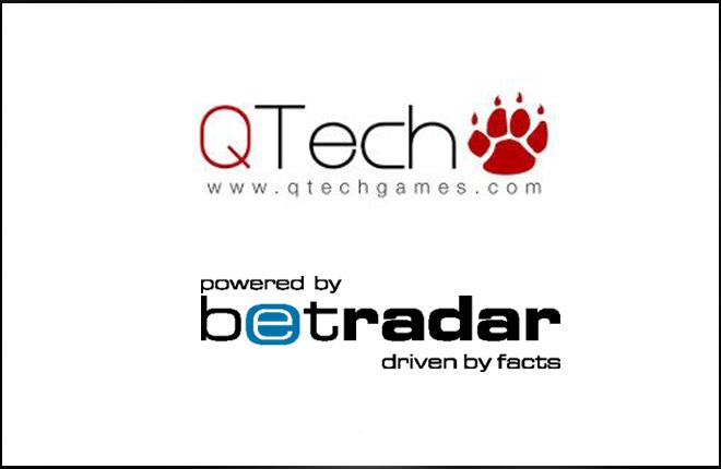 QTech Games anuncia un nuevo acuerdo con Betradar<br />