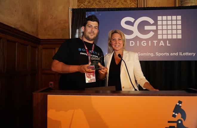 GiGse Launchpad premia a Bookee, la app de apuestas deportivas B2C<br />