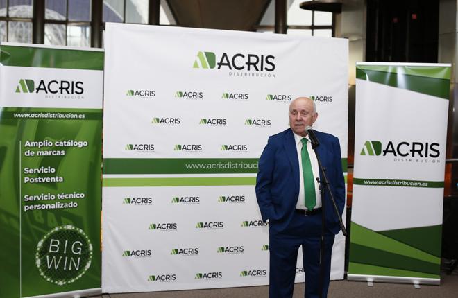 Acris Distribuci&oacute;n, un gran equipo de vendedores que dar&aacute; servicio en la Comunidad Valenciana y de Madrid<br />