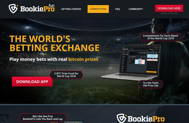Apuestas de intercambio con bitcoin<br />