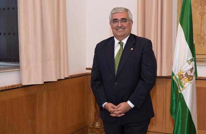 Antonio Mart&iacute;nez de Arellano, nuevo consejero de Econom&iacute;a, Hacienda y Administraci&oacute;n P&uacute;blica de Andaluc&iacute;a<br />
