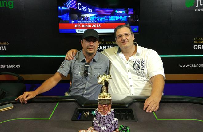 El Casino Mediterr&aacute;neo reparte m&aacute;s de 55.000&euro; en premios <br />