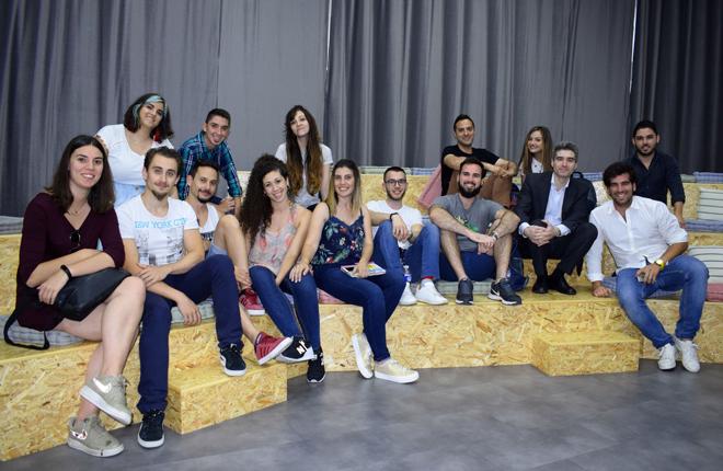 Grupo R. Franco, empresa referente para los universitarios<br />