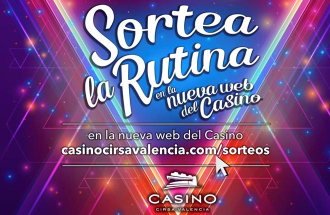 Casino Cirsa Valencia estrena su nueva web