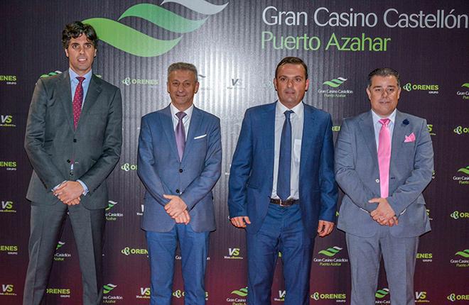Gran Casino Castell&oacute;n celebr&oacute; el pasado viernes entre amigos, instituciones y pol&iacute;ticos su d&eacute;cimo aniversario <br />