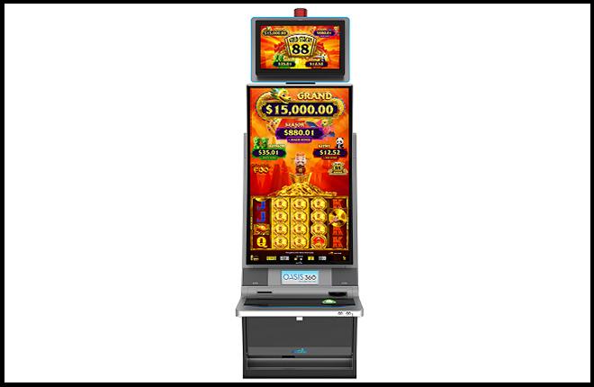 Aristocrat lleva nuevos gabinetes y juegos al Per&uacute; Gaming Show<br />