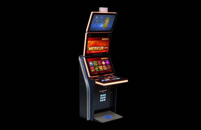 Presentaci&oacute;n de las &uacute;ltimas novedades de Merkur Gaming en Belgrado<br />